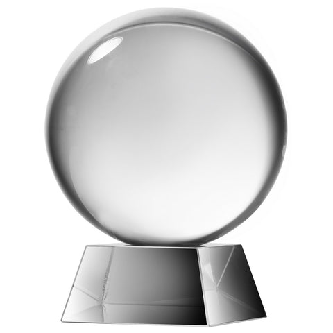 Image of Society Chic Glass Sphere