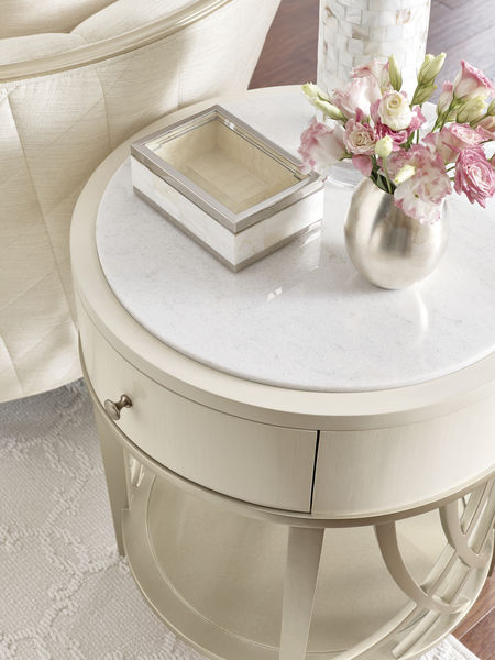 ADELA END TABLE by Caracole®