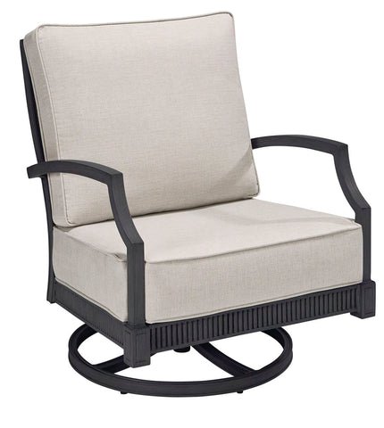 Morrissey Outdoor - Sullivan Swivel Rocker Club Chair By A.R.T. Furniture