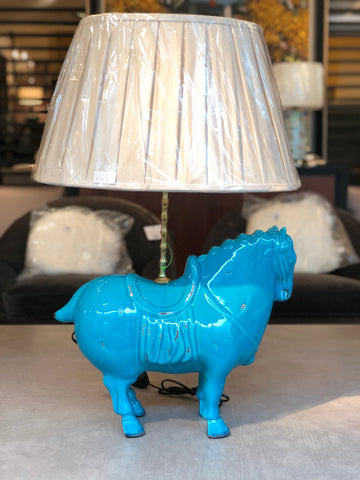 BlueHorse Table Lamp