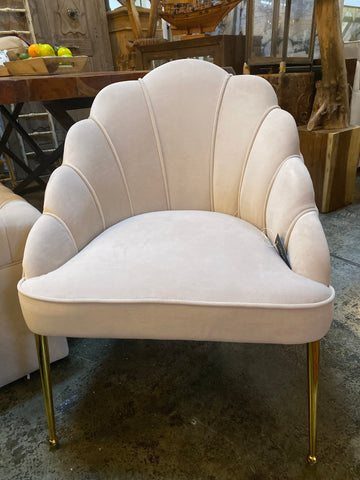 Poseidon's Accent Chair