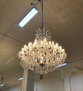 Crystal Chandelier 2417 30+1L