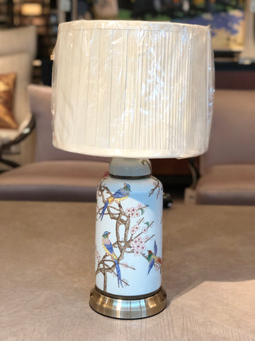 Spring Bloom Table Lamp