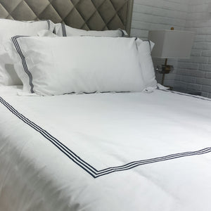 Duvet Cover 3-Line 300TC King