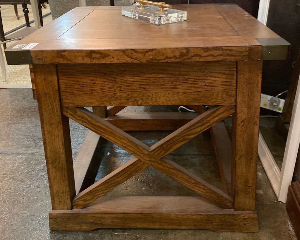 Post and Beam End Table