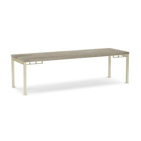 Image of Rolling Stone Cocktail Table By Caracole® (ON SALE-LAST PIECE)
