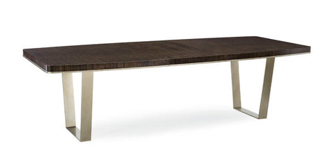Image of Streamline Dining Table by Caracole®