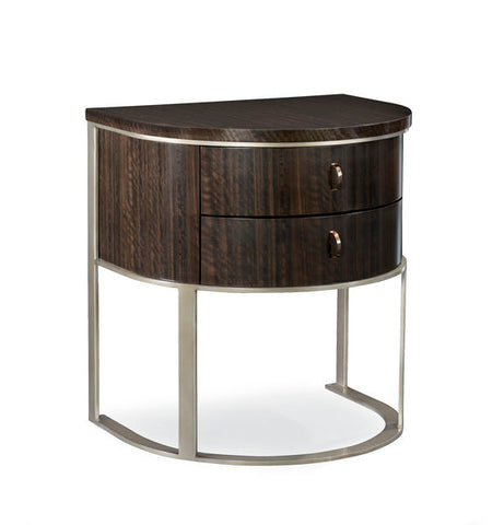 Moderne Streamline Nightstand By Caracole®