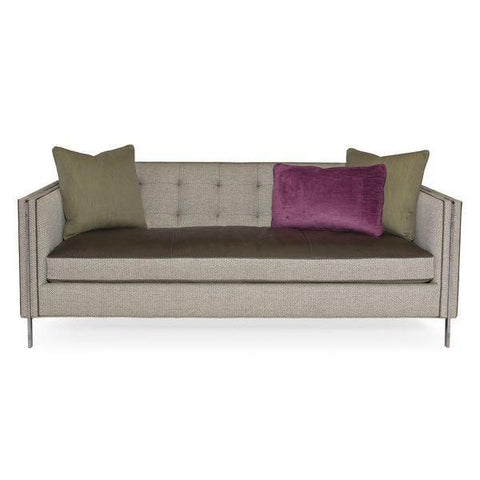 Modern Metro Blended Family Sofa By Caracole Sofa Taylor B Design
