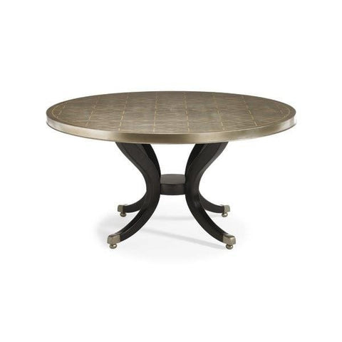 Dining round table - taylorbdesign.com