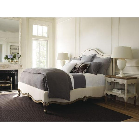 Image of French Kiss King Bed By Caracole®