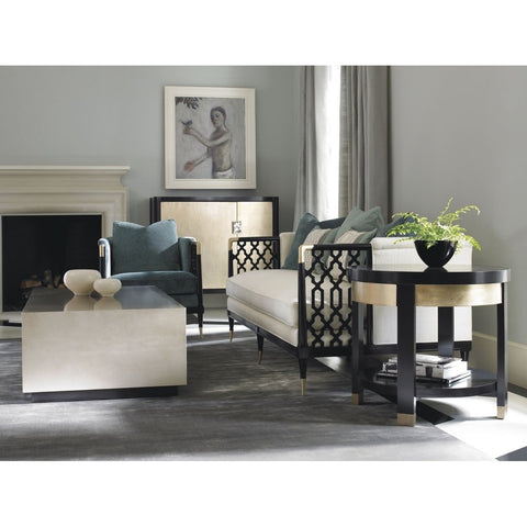 Image of Caracole® Lattice Entertain You Sofa - Taylor B. Fine Design Group - 4