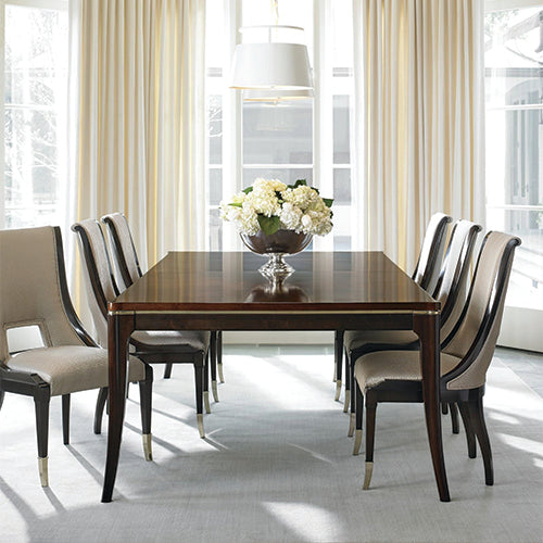 Open Invitation Dining Table by Caracole