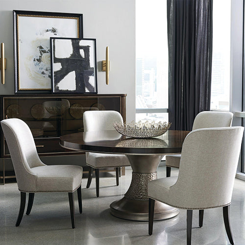Moderne Dining Table by Caracole