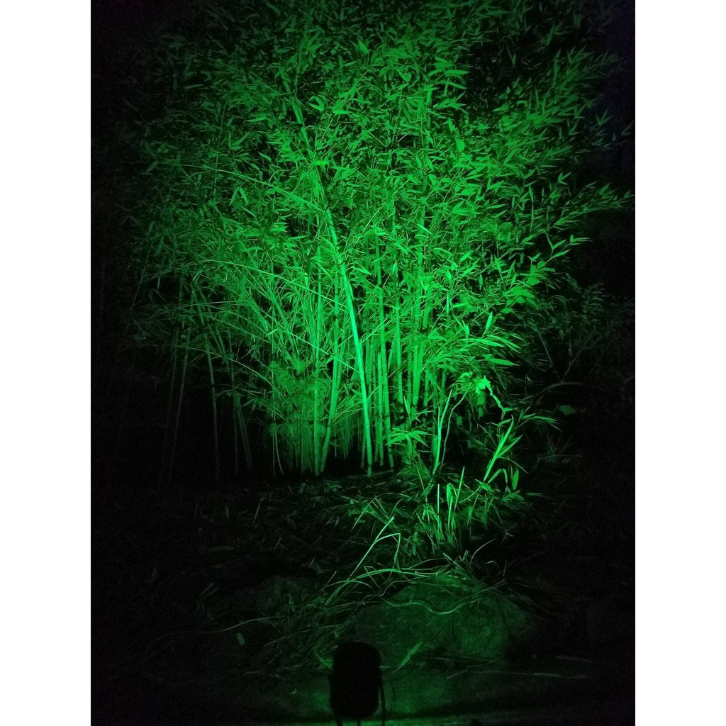Outdoor Green LED Spot Light Projector