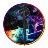 16 Changing Color LED Light projector