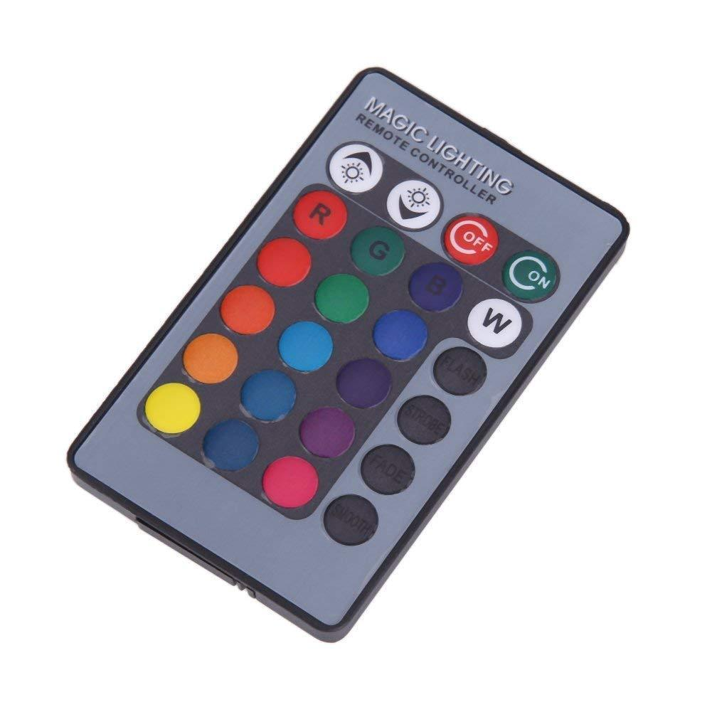 16 Color LED Outdoor Spot Light Remote