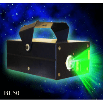 BlissLight BL-50 Professional Starfield Laser Light for Weddings and Events