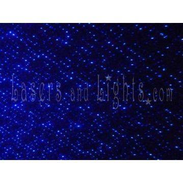 BlissLights BL15 Blue Laser Light Projector Moving Blue Cloud Light