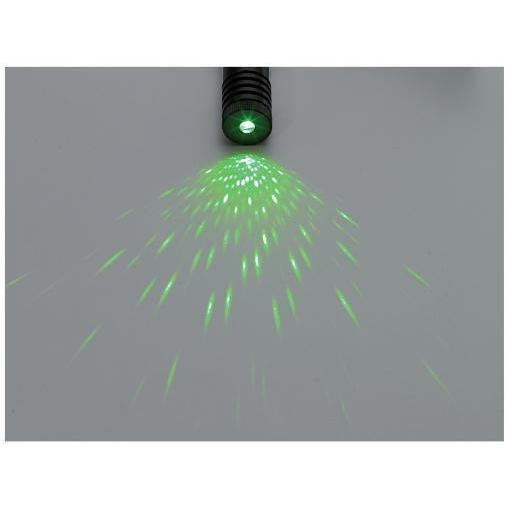 BlissLights Handheld Laser Starfield Pointer - Green