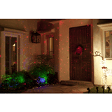 BlissLights Spright Red Laser Light indoors halloween decorating laser