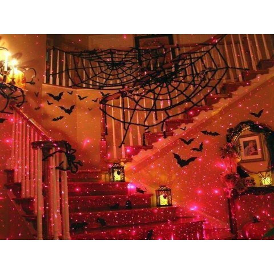 BlissLights MOTION Laser Halloween Lighting decorating