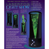 Laser Fog Light Show 3d lamp