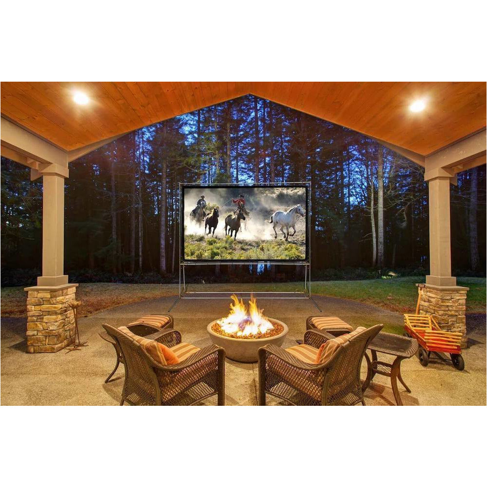 Night Stars HD Weather Resistant Outdoor Video Projector with Remote