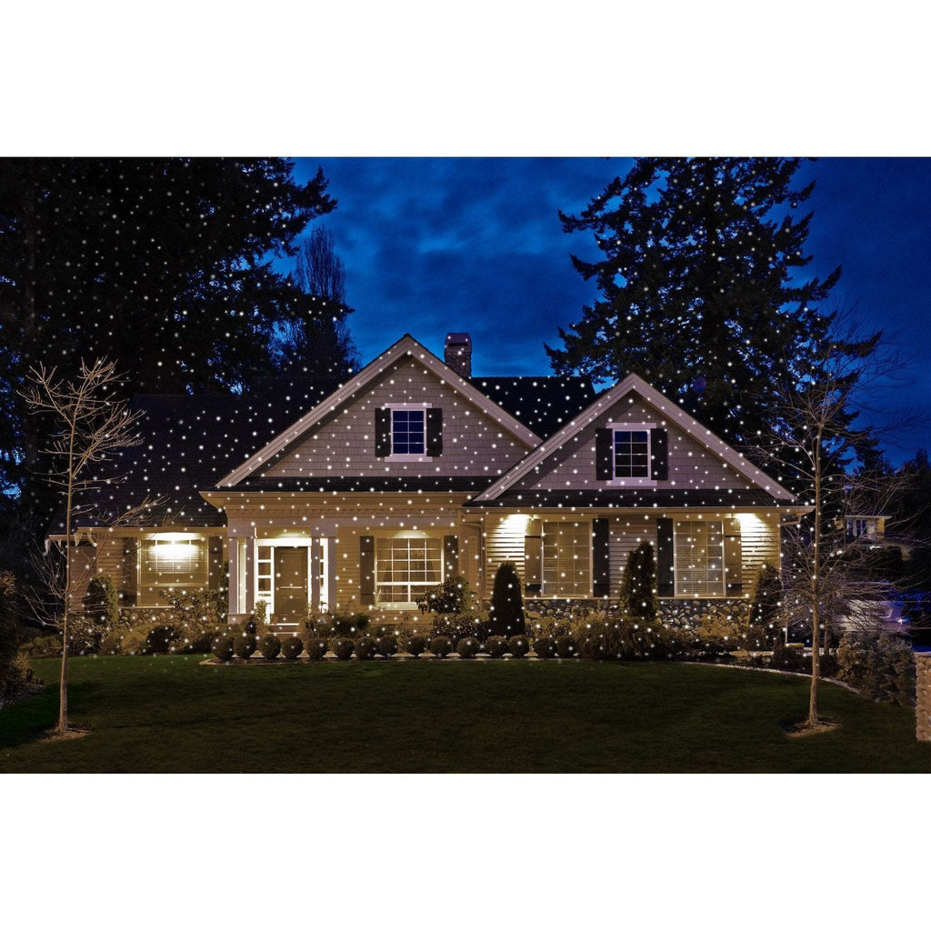 Outdoor White Laser Lights