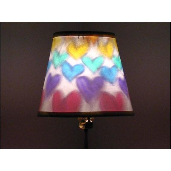 Rainbow Hearts Mood Light
