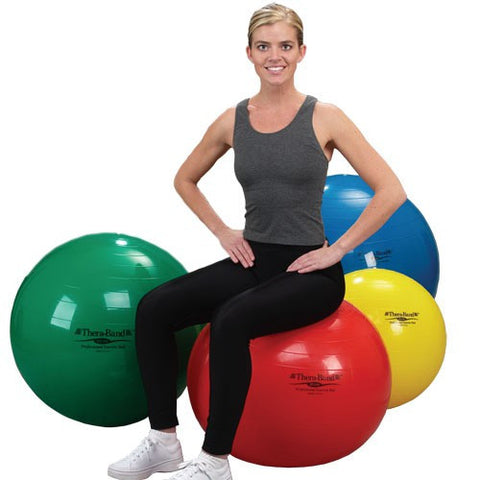 CORE Exercise Ball with Professional Physiotherapy Training Session in Winnipeg