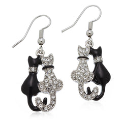 Kitty Cat Earrings