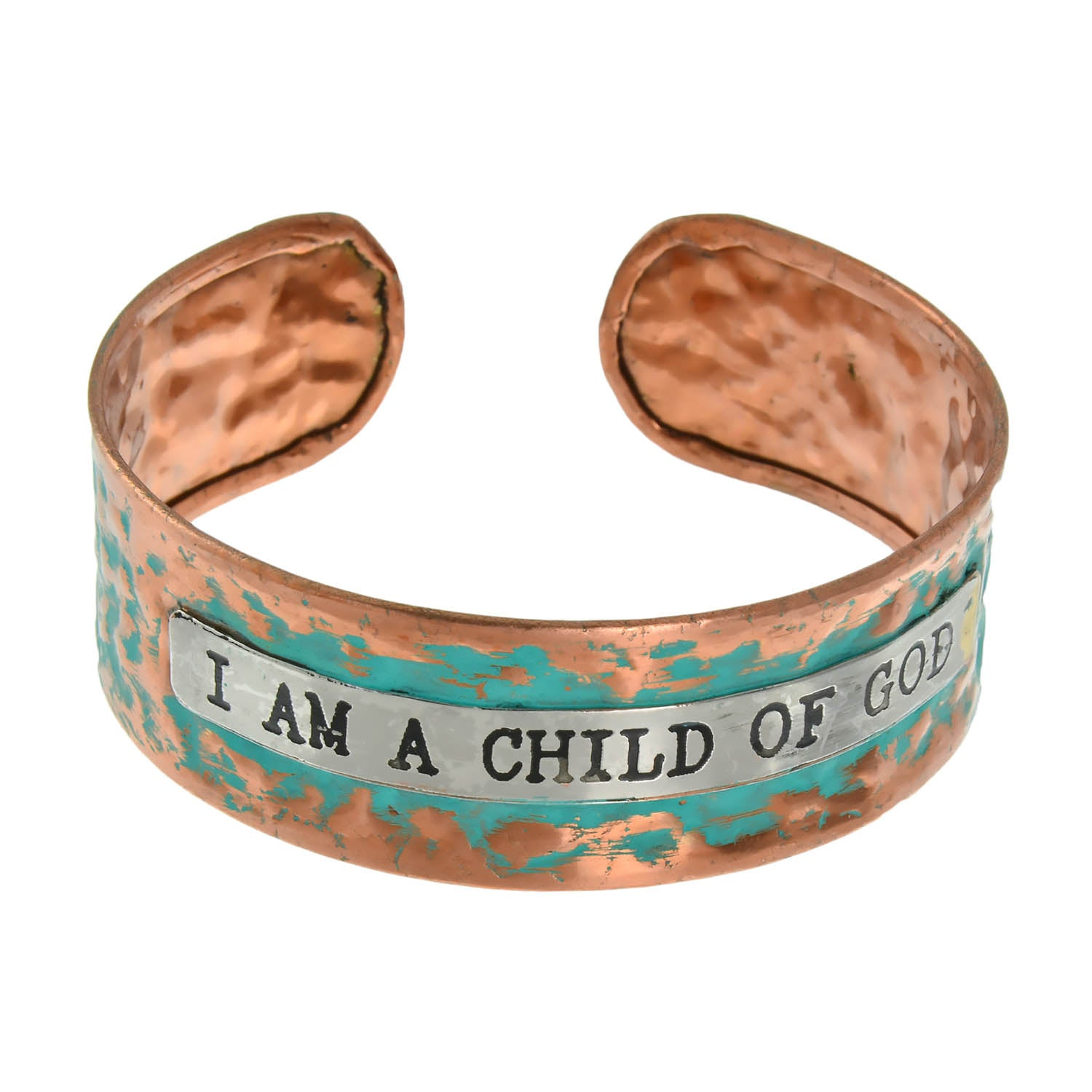 fhse il quote copper bracelet jewelry fullxfull listing custom inspirational