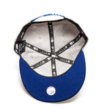 LA Dodgers Snapback Baseball Hat - New Era