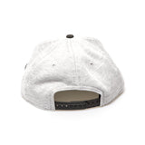 Chicago White Sox New Era Snapback Baseball Cap - White/Black