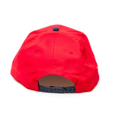 New England Patriots Official On-Field New Era Snapback Cap - Red/Camo