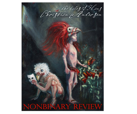 NonBinary Review #14: The Tales of Hans Christian Andersen