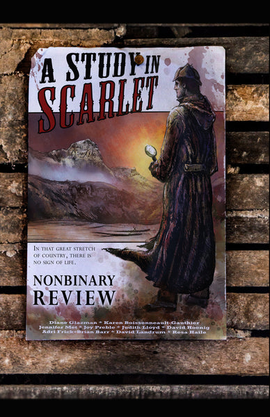 NonBinary Review #9 A Study in Scarlet