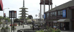 Visit Us in San Francisco's Japantown