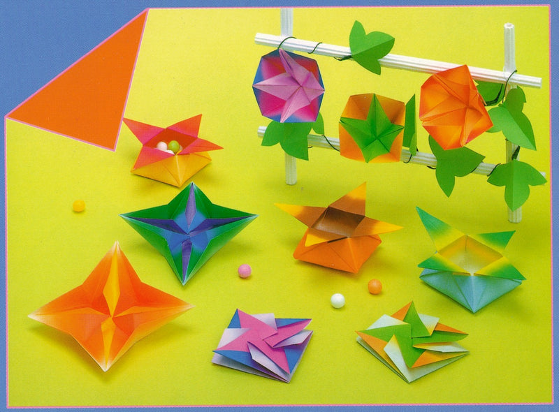 Double-sided Harmony Origami Paper