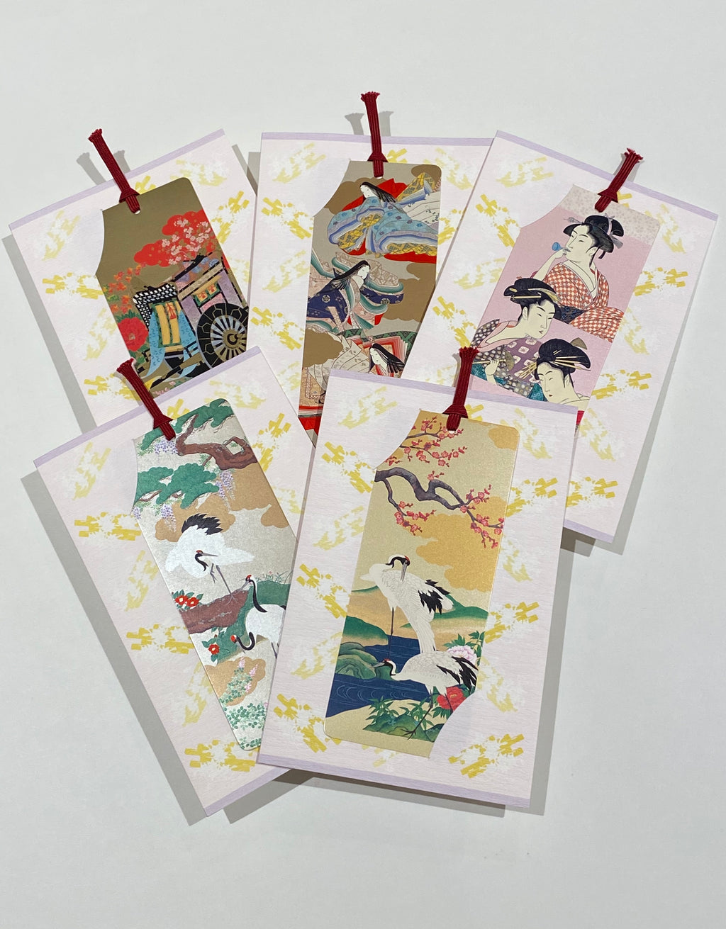 Bookmark Card