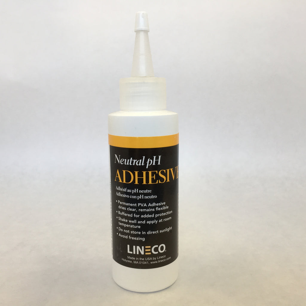 White Neutral pH Adhesive