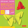 Bright Colors Origami Paper