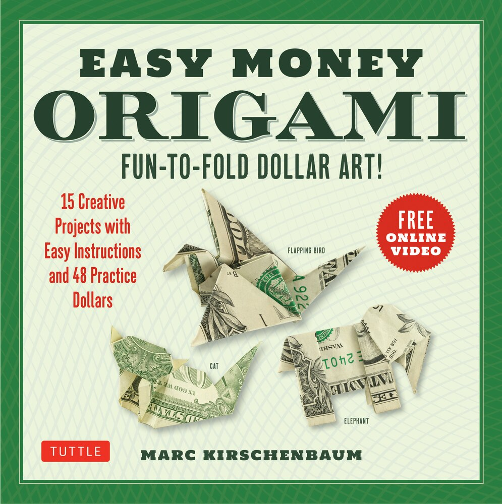 Easy Money Origami Kit