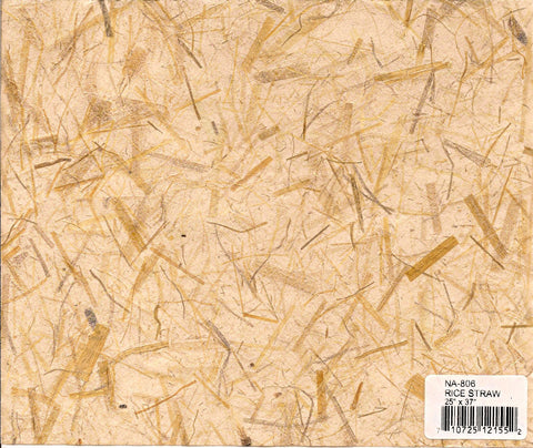 Nature Paper - Rice Straw