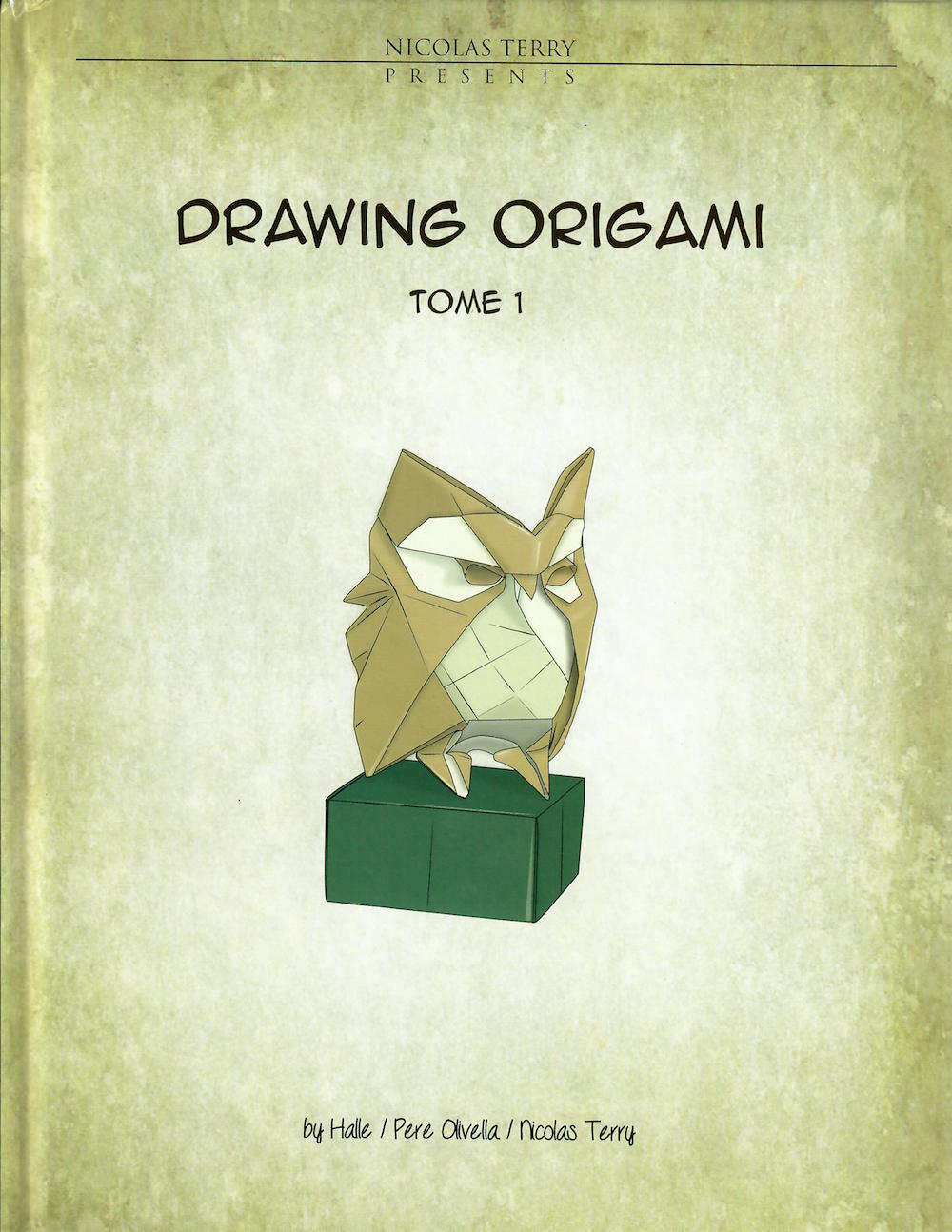 Drawing Origami Vol. 1