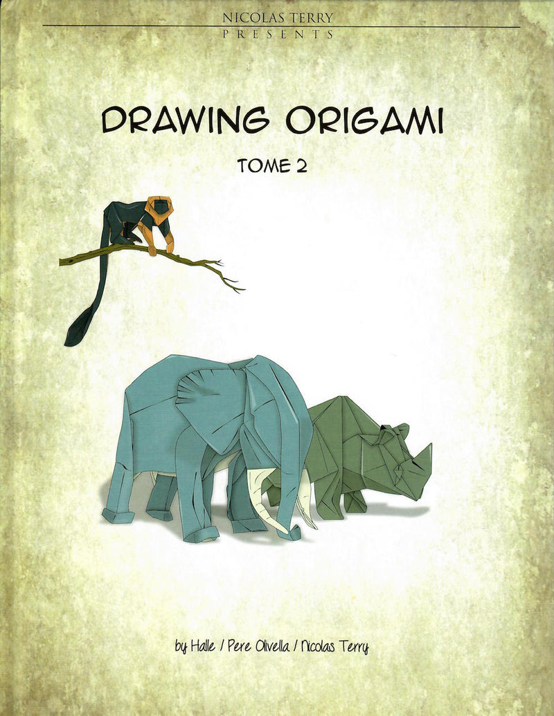 Drawing Origami Vol. 2