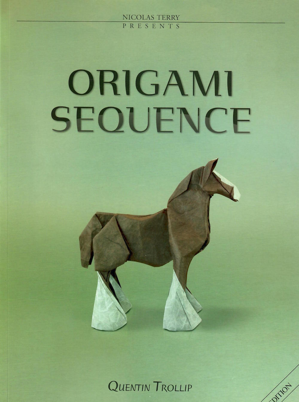 Origami Sequence By Quentin Trollip