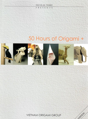 50 Hours Of Origami Paper Tree The Origami Store