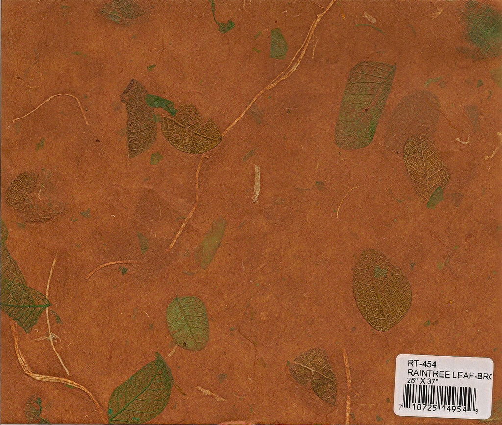 Raintree Paper - Brown